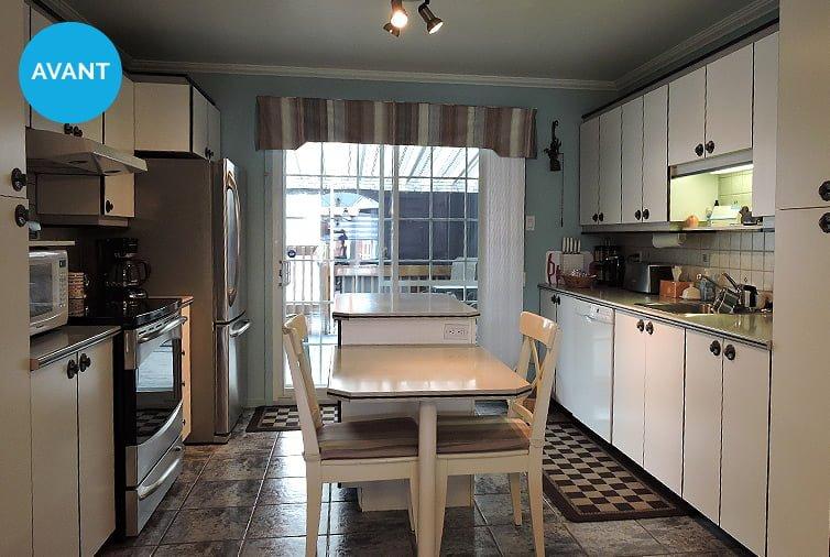 Rénovation de cuisine à Otterburn Park - Refacing - Ressurfaçage d ...