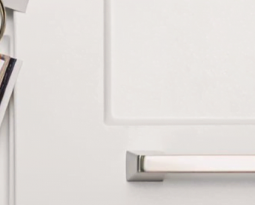 Le polymère: Un matériau de choix pour ses portes d'armoires