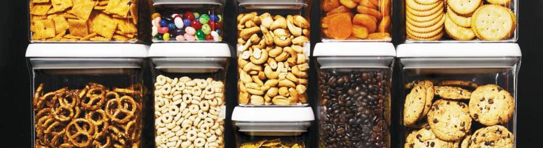 Rangement de la cuisine: trucs & astuces