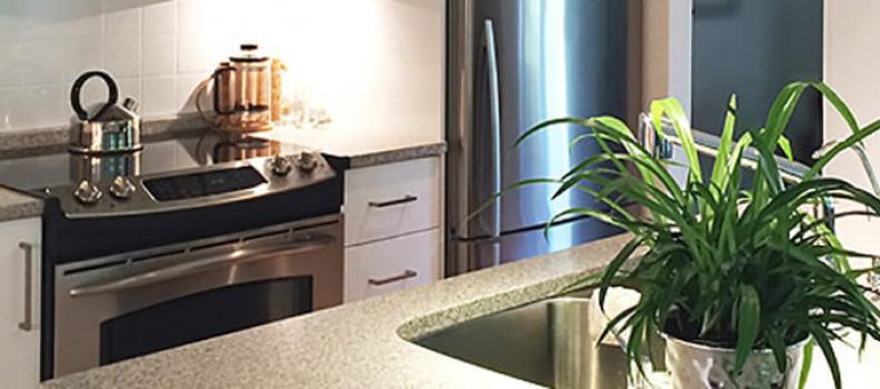 Style de cuisine : petit espace, grands rêves